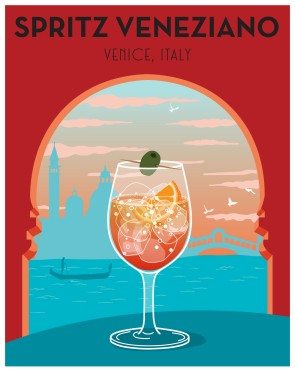 Around the World in 80 Cocktails_Spritz Veneziano